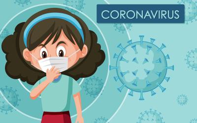 Coronavirus (COVID-19) Explicado para los niños y niñas – Sección # 2
