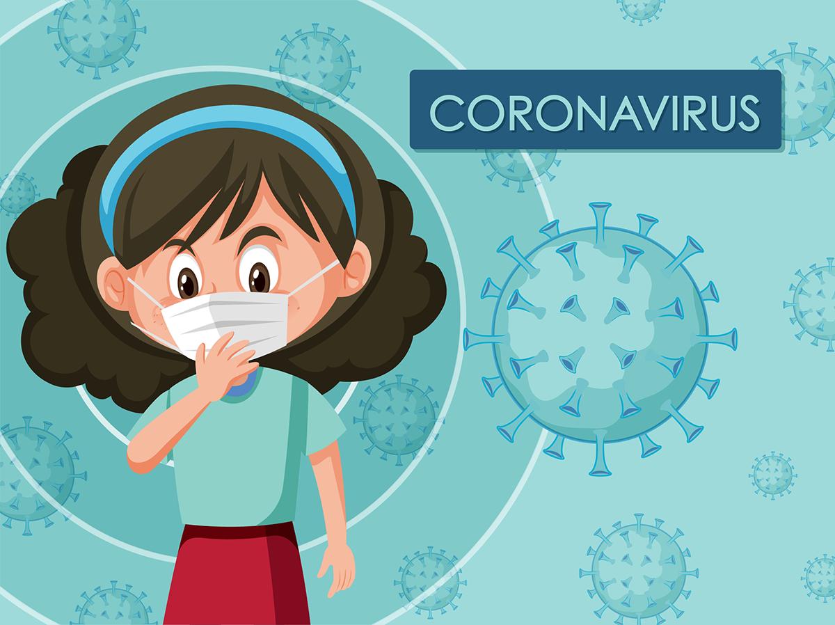 Coronavirus (COVID-19) Explicado para los niños y niñas