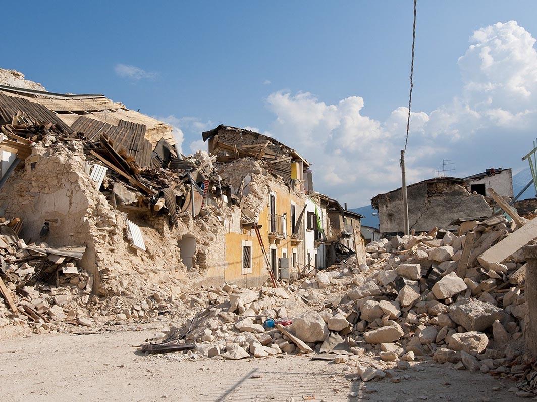Perfil de Riesgos Terremoto