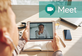 Cómo coordinar una reunión virtual utilizando Google Meet