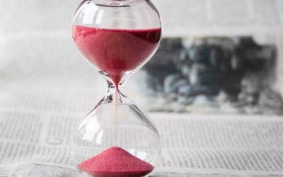 Organización y manejo efectivo del tiempo
